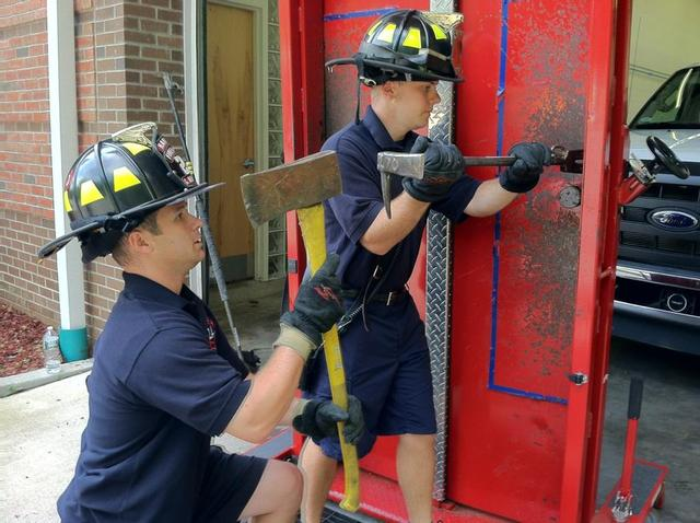 Recent Career Firefighter Training Hartsdale Fire Department